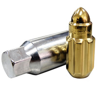 500 SERIES | STEEL LUG NUTS with BULLET SHAPE ENDS LN-LS510CG-21