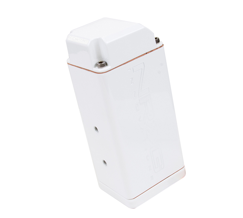 NRG Oil Catch Tank - Universal - White OCC-100WT