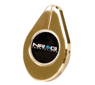 NRG Radiator Cap Cover - Chrome Gold - RDC-100CG