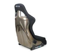 NRG Carbon Fiber Bucket Seat - Large - RSC-302CF/GD
