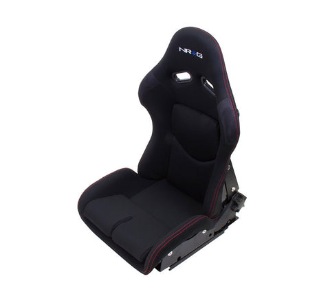 NRG Reclinable Bucket Seat RSC-400BK