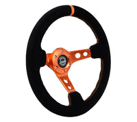NRG Steering Wheel RST-006S-OR