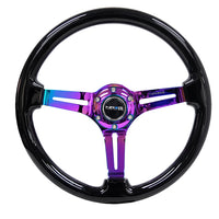 NRG Steering Wheel RST-018BK-MC