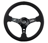 NRG Mad Mike Signature Steering Wheel RST-020MB-MM