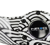 NRG Steering Wheel RST-021S-WAVE-Y