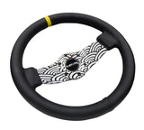 NRG Steering Wheel RST-021R-WAVE-Y