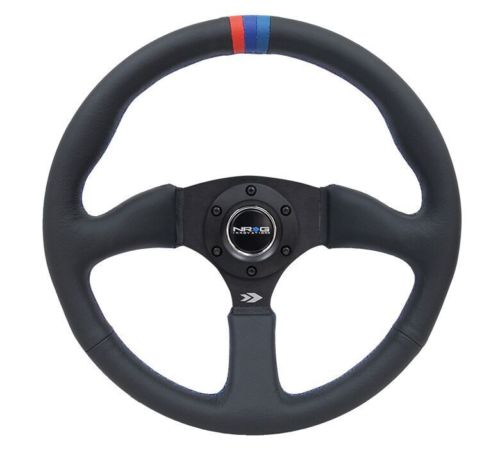 NRG REINFORCED STEERING WHEEL RST-023MB-R-M3