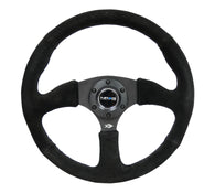 NRG REINFORCED STEERING WHEEL RST-023MB-S