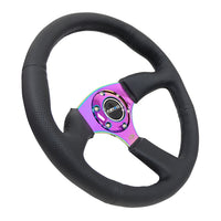 NRG REINFORCED STEERING WHEEL RST-023MC-R