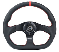 NRG Steering Wheel RST-024MB-R-RD