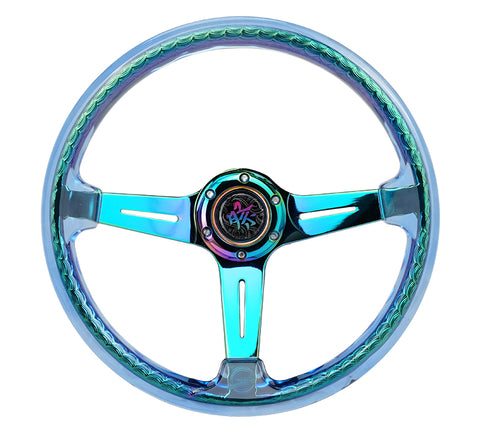 NRG Steering Wheel RST-027MC-BL