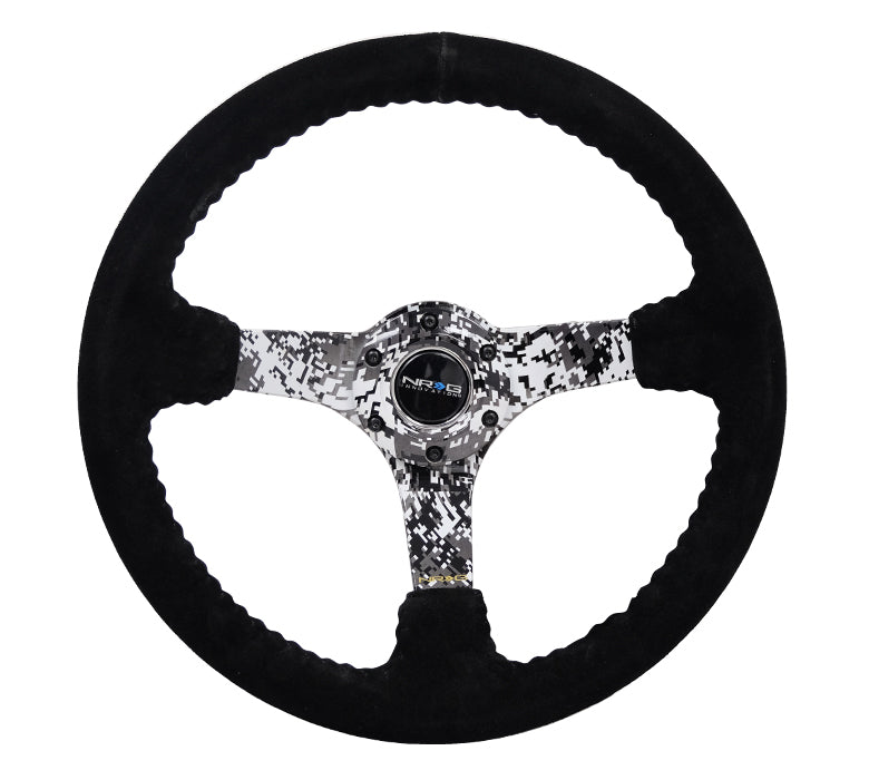 NRG Steering Wheel RST-036DC-S