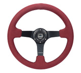 NRG Reinforced Steering Wheel RST-036MB-BUA