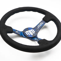 NRG Mad Mike Signature Steering Wheel RST-020MB-C-MM