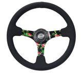 NRG Forrest Wang Signature Steering Wheel RST-036TROP-S