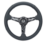 NRG Steering Wheel RST-037MB-MF
