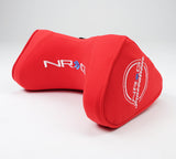 NRG RED NECK PILLOW SA-001RD