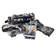 SFI LATCH & LINK RACING HARNESS 5 POINT SBH-5PC-DCAMO-GY