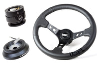 NRG SHORT HUB SRK-121H + GEN 2.0 QUICK RELEASE + USPL LIMITED EDITION WHEEL