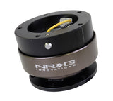 NRG GEN 2.0 QUICK RELEASE (6 hole Base - 5 hole top) SRK-330BK