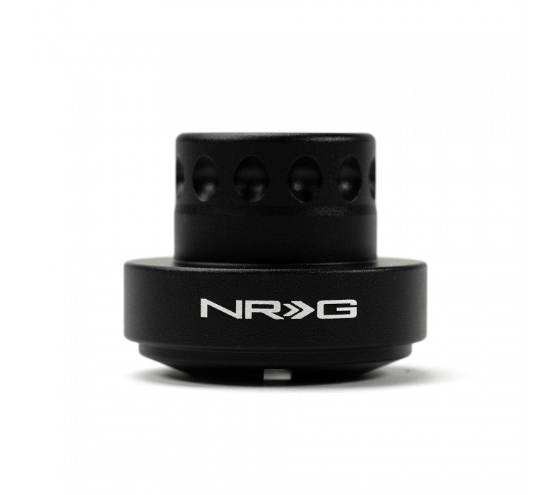 NRG VERSION 2 RACE STYLE SHORT HUB SRK-RLE36H-BK
