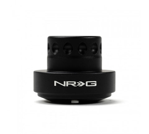 NRG VERSION 2 RACE STYLE SHORT HUB SRK-RL160H-BK