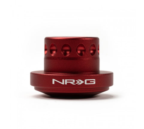 NRG VERSION 2 RACE STYLE SHORT HUB SRK-RL130H-RD
