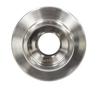 "Stainless Steel Weld on hub adapter with 3/4"" clearance"