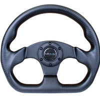NRG Steering Wheel ST-009CF/MB