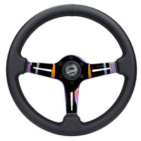 NRG SIMULATOR STEERING WHEEL ST-010MC-PR