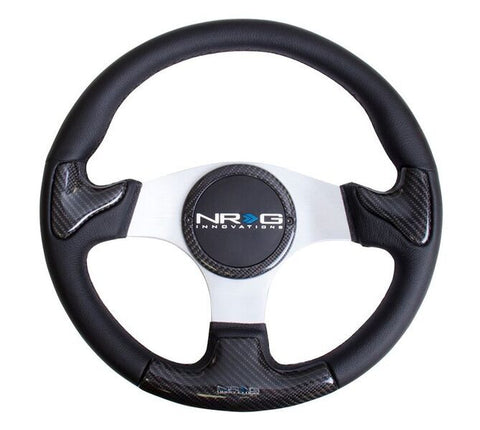 NRG Steering Wheel ST-014CFSL