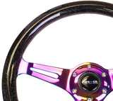 NRG Steering Wheel ST-015MC-BSB