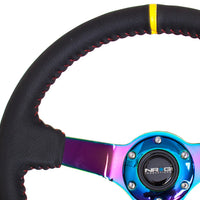 NRG Steering Wheel ST-036MC-Y