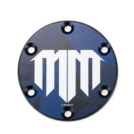 NRG Mad Mike Signature Camo Horn Delete Plate STR-6-MM