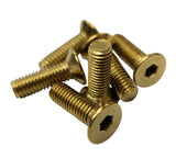 Color Steering Wheel Screws
