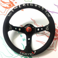 Vertex Kumadori Steering Wheel