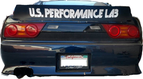 U.S.P.L Banner Decal