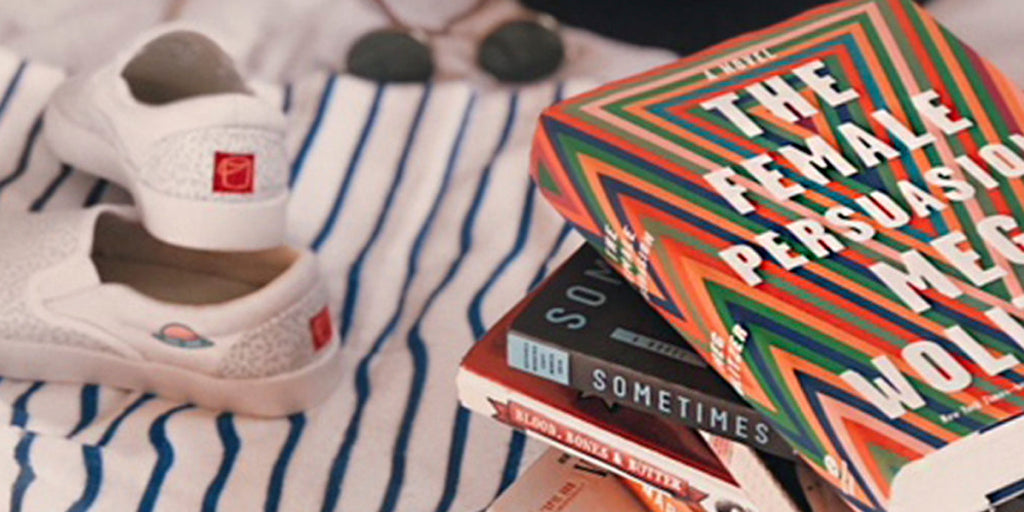 "A Day in My Shoes: 10 Must-Read Books From Chicago Book-Lover, ""The Spines"""