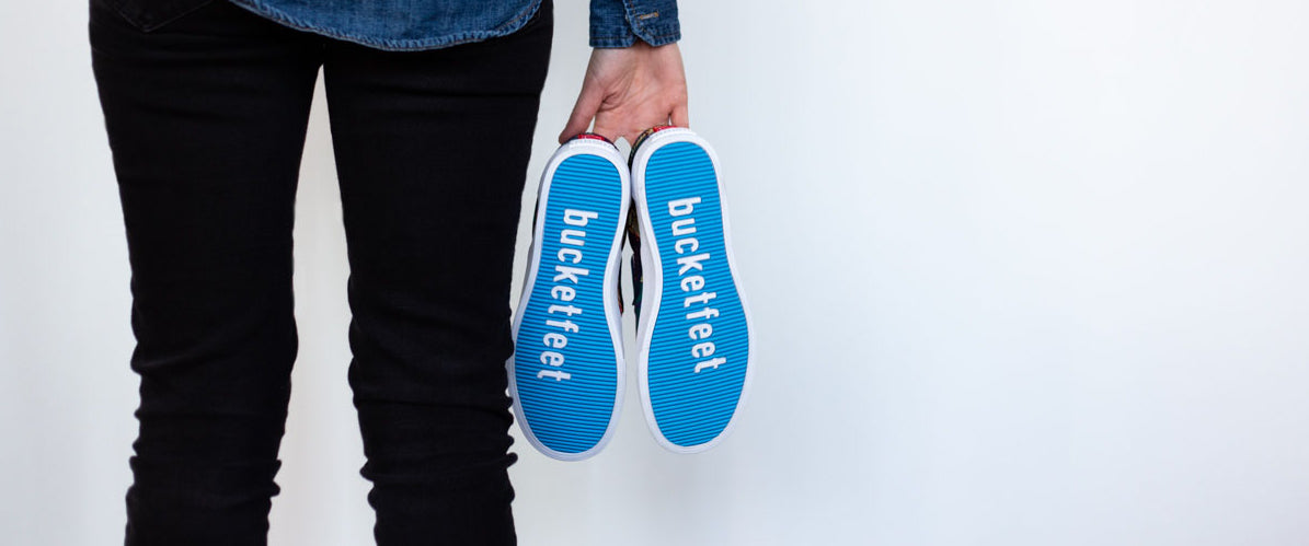 Get the Most Miles out of Your Bucketfeet