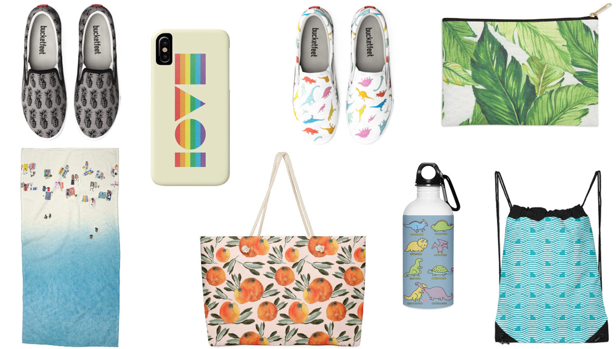 Summer Pairings That Go Together Like Sun, Surf, and Sand