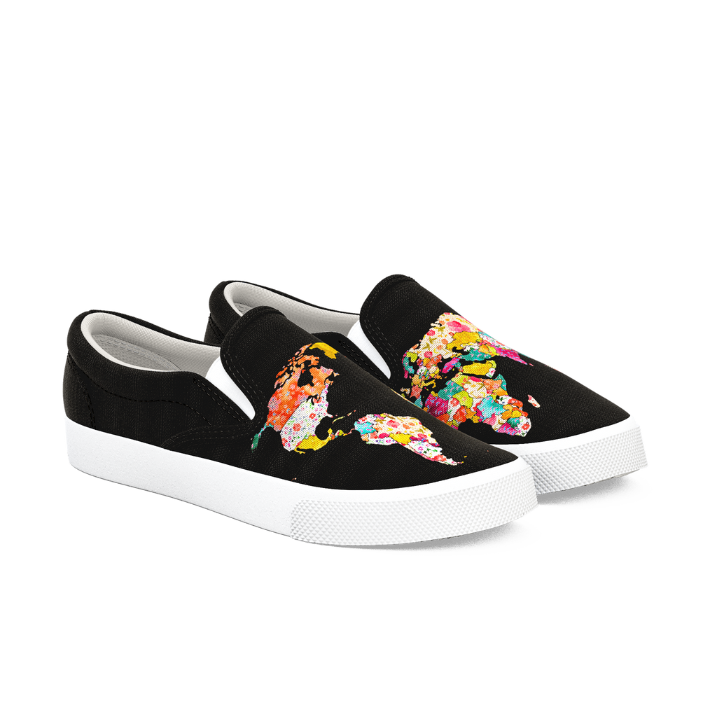 203afb2b42d8 World Map– Bucketfeet