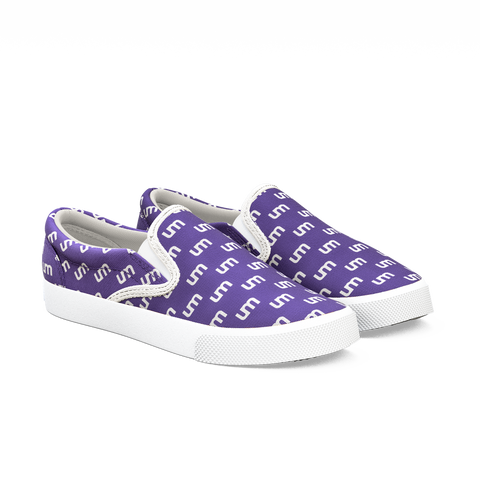 OG UM Checkerboard in Purple/White