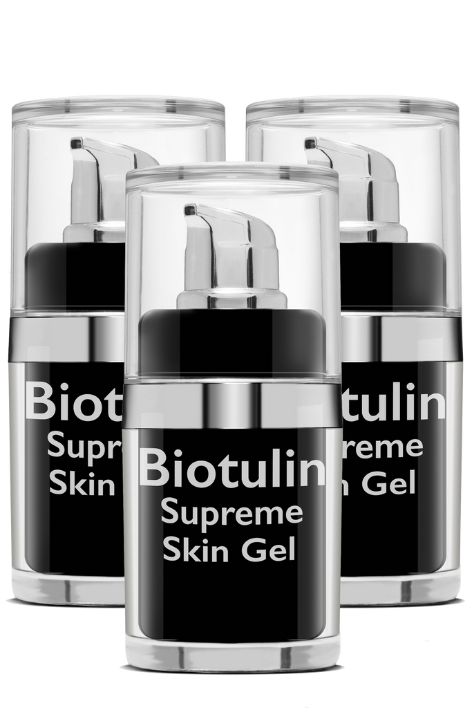 Biotulin Supreme Skin Gel - 3 Pack