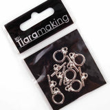BDi toggle clasps for jewellery making
