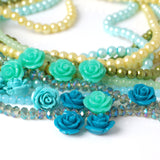 wholesale beads, a rose so sweet.