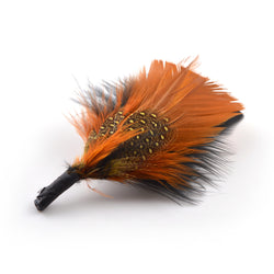 Small feather mount