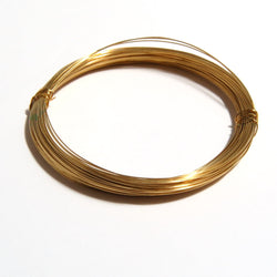 Brass Wire (0.6mm x 10m)
