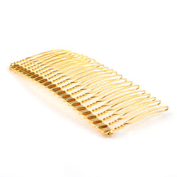 Metal Comb - Gold