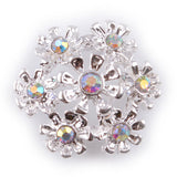 Diamante Findings Flower 006