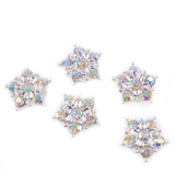 Diamante Findings Flower 007